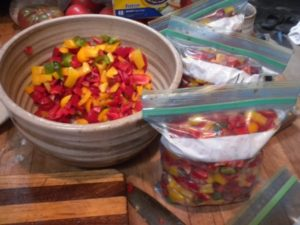 a peppers to freezer 004
